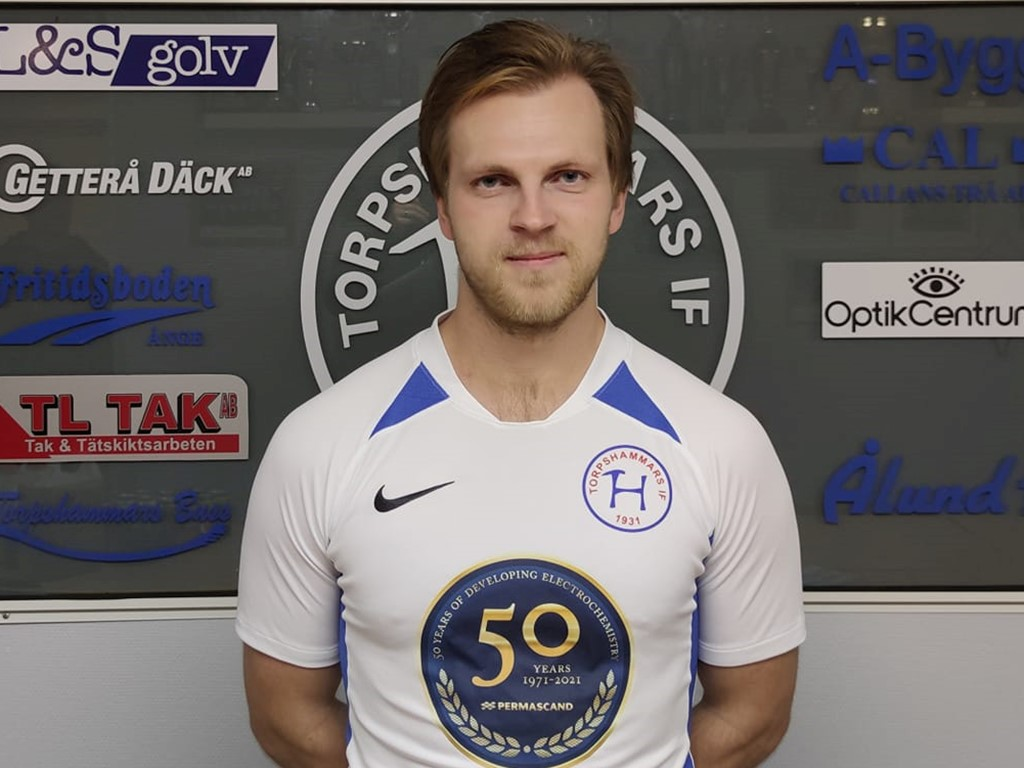 Fredrik Hammarlund.