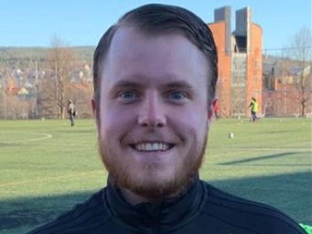 Jesper Hellström, coach för Kubens andralag och U19.
