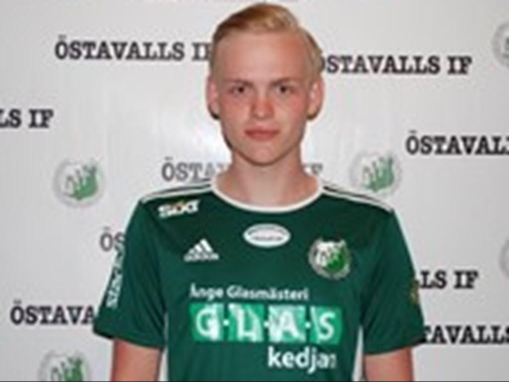 Albin Karlsson prickade in Östavalls segermål i den 82:a minuten.