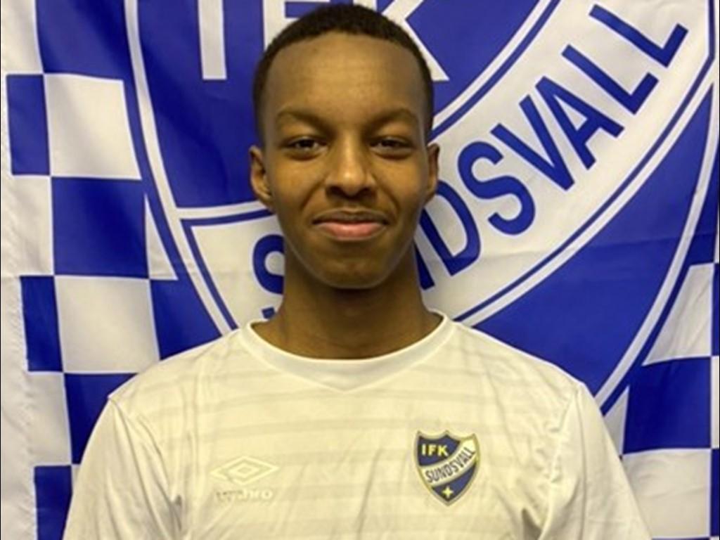 Abbas Abukar Culusow gjorde mål igen för sitt IFK Sundsvall.