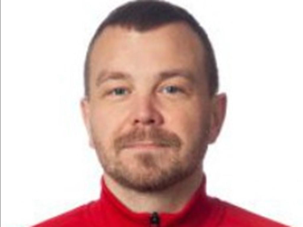 GIF-tränaren Henrik Åhnstrand.
