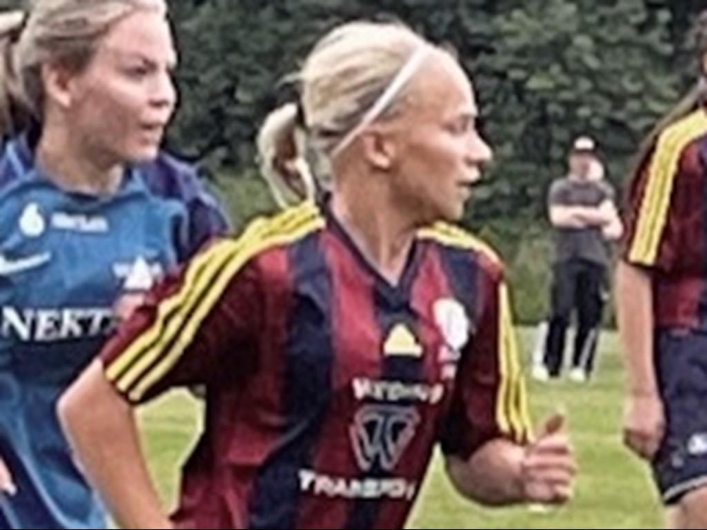 Skytteligavinnaren i Damtrean 2021 - Johanna Hallberg, Selånger 2